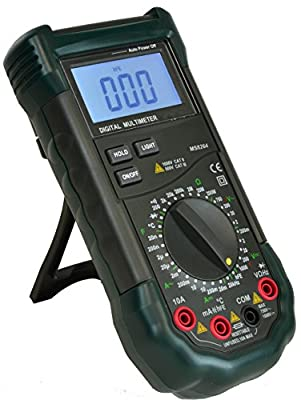 Mastech MS8268 Digital AC/DC Auto/Manual Range Digital Multimeter Meter with Full Features