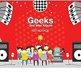 Geeks 2nd Mini Album (リパッケージ) (韓国盤)