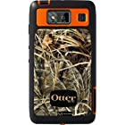 OtterBox Defender Series Case for Motorola RAZR HD - Retail Packaging - Max 4HD/Orange