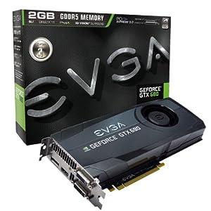 EVGA GTX 680 2GB GDDR5 Graphics Card