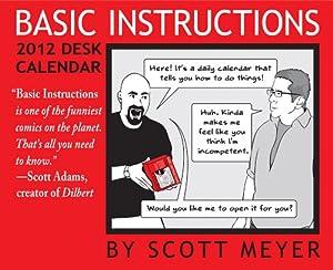 Basic Instructions 2012 Calendar