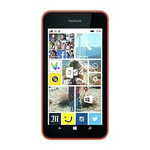 Nokia Lumia 530 Smartphone 3G (Ecran: 4 pouces - 4 Go - Windows Phone 8 - Double SIM) Orange