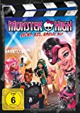 DVD - Monster High - Licht aus, Grusel an!