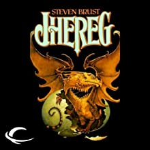 Jhereg: Vlad Taltos, Book 1 (       UNABRIDGED) by Steven Brust Narrated by Bernard Setaro Clark