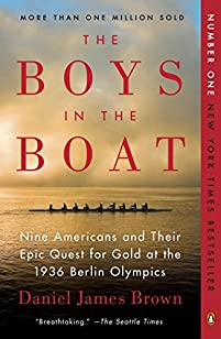 The Boys In The Boat: Nine Americans And Their Epic Quest For Gold At The 1936 Berlin Olympics by Daniel James Brown ebook deal