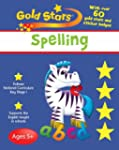 Spelling (Gold Stars Workbooks)