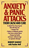 Image of Anxiety & Panic Attacks: Their Cause and Cure