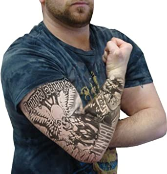 Lynyrd skynyrd authentic tattoo sleeves 18 for Tattoo sleeves amazon