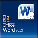 Microsoft Office Word 2010 アップグレード優待 [ダウンロード]