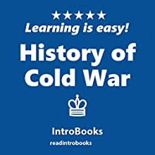 History of Cold War Audiobook by  IntroBooks Narrated by Andrea Giordani