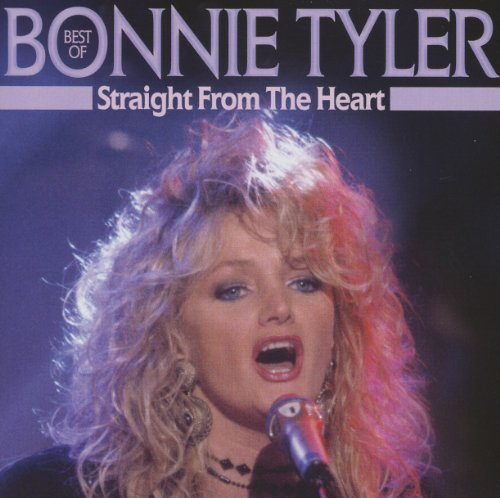 Bonnie Tyler - Straight From the Heart