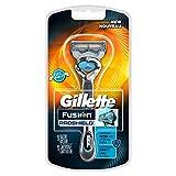 Gillette Fusion Proshield Chill Men's Razor with Flexball Handle and Razor Blade Refill