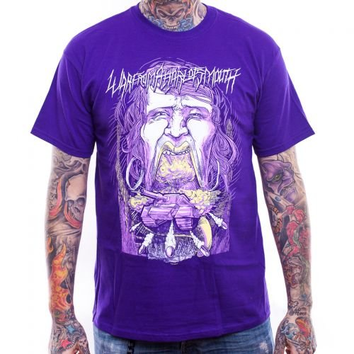 T-shirt., era from a prostitute mouth, Tank lilla Large