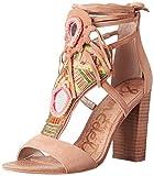 Sam Edelman Womens Yvette Heeled Sandal