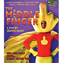 The Middle Finger [Blu-ray]
