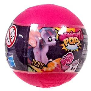 Toys R Us My Little Pony Squishy Pops : Amazon.com: My Little Pony Squishy Pops Mystery Capsule Pack: Toys & Games