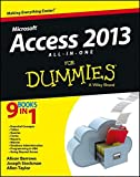 img - for Access 2013 All-in-One For Dummies book / textbook / text book