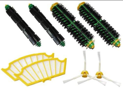 Cimc Llc For Irobot Roomba 500 Series Brush & Filter Big Kit 3 Armed front-559538