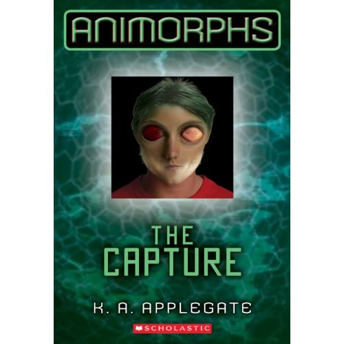 Cinnamon Bunzuh An Animorphs Review Blog Book 6 The Capture