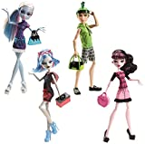 Mattel Y0393 Monster high - Scaris Abbey bominable doll