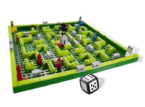Imagen 2 de LEGO Games - Minotaurus (3841)