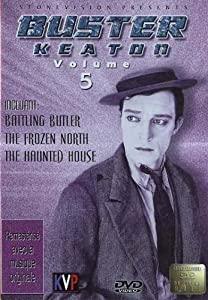 Buster Keaton - Vol. 5 [DVD]