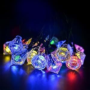 Amazon Senbowe™Solar Powered LED Christmas Lights