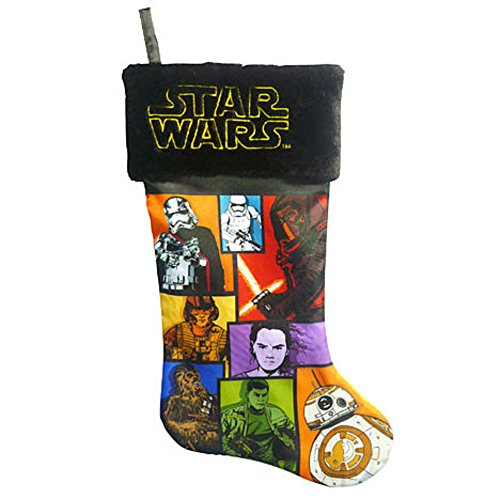 Star Wars Multi Character Stocking