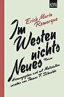 Im Westen nichts Neues: Roman. Mit Materialien (German Edition)