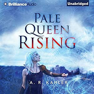 Pale Queen Rising Audiobook