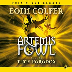 Artemis Fowl and the Time Paradox Audiobook