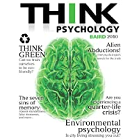 THINK Psychology, 1/e (       UNABRIDGED) by Abigail A. Baird Narrated by Mina Sands