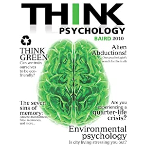 THINK Psychology, 1/e | [Abigail A. Baird]
