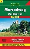 Freytag Berndt Radkarten, RK 8, Murradweg 1:125.000