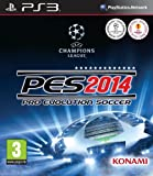 NEW & SEALED! Pro Evolution Soccer PES 2014 Pro Evo Sony Playstation 3 PS3 Game