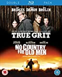 True Grit / No Country for Old Men Double Pack [Blu-ray] [2007] [Region Free]