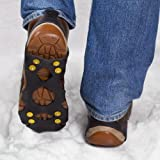 Snow & Ice Grips for Shoes - Size 6 - 11by Betterware