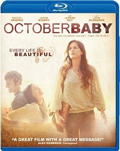 October Baby [Blu-ray]