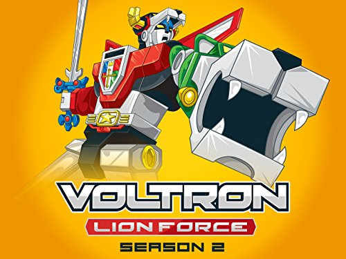 Voltron: Lion Force Season 2