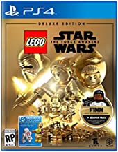 LEGO Star Wars The Force Awakens Deluxe Editions Playstation 4