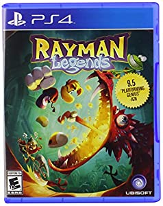 Rayman Legends - Standard Edition (PS4)