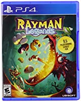 Rayman Legends, edición estandar PS4.