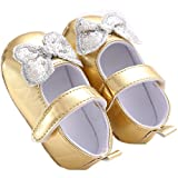 etrack-online beb� ni�a Prewalker Bling Bling mariposa Mary Jane zapatos dorado dorado Talla:12-18months