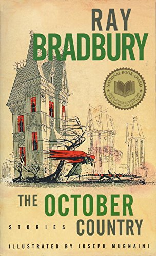 Country Cookbook Cover : Cheapest copy of the october country by ray bradbury