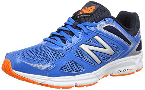 New Balance M460 Running Fitness - Zapatillas de deporte para hombre, color azul, talla 41.5