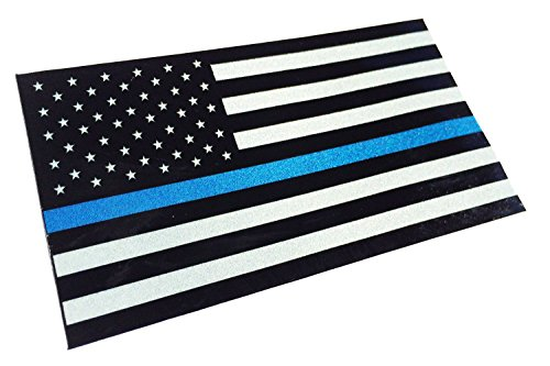 law enforcement american flag - photo #24