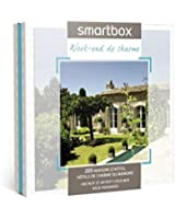 SMARTBOX - Coffret Cadeau - Week-end de charme
