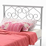 Amisco Love Twin Size Headboard/Footboard only, Dayglam Reviews Picture