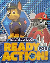 Paw Patrol School Supplies Bundle (Ready for Action)