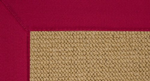 Order 1 10 Quot X 2 10 Quot Sisal Wool Rug Athena Hand Tufted